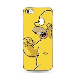 Etui na Apple iPhone 6 plus - Homer Simpson