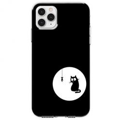 Etui na telefon Apple iPhone 11 Pro Max - Kotek