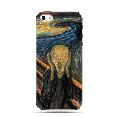 Etui na Apple iPhone 6 plus - Krzyk Munka