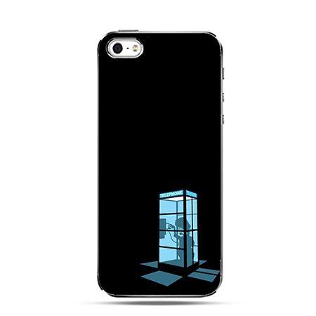 Etui na Apple iPhone 6 plus - Nocna budka telefoniczna
