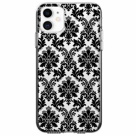 Etui na telefon Apple iPhone 11 - Damaszkowa elegancja.