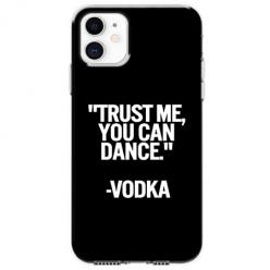 Etui na telefon Apple iPhone 11 - Trust me You can Dance