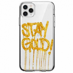 Etui na telefon Apple iPhone 11 Pro - Stay Gold.