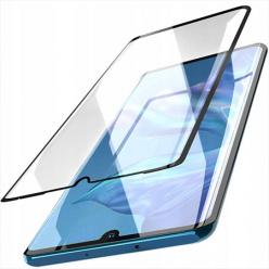 LG K50 hartowane szkło 5D Full Glue - Czarny.