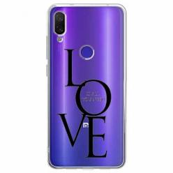 Etui na Xiaomi Redmi Note 7 Pro - All you need is LOVE.