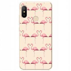 Etui na Xiaomi Mi A2 Lite - Flamingi