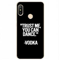 Etui na Xiaomi Mi A2 Lite - Trust me You can Dance