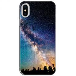 Etui na telefon iPhone X - Droga mleczna Galaktyka