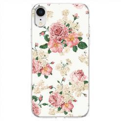 Etui na telefon iPhone XR - Polne kwiaty