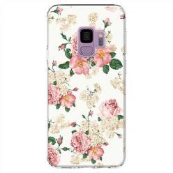 Etui na Samsung Galaxy S9 - Polne kwiaty