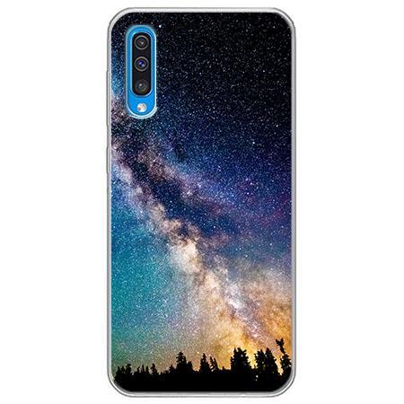 Etui na Samsung Galaxy A50 - Droga mleczna Galaktyka