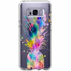Etui na Samsung Galaxy S8 - Ananasowa eksplozja.