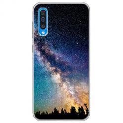 Etui na Samsung Galaxy A70 - Droga mleczna Galaktyka
