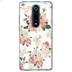 Etui na Xiaomi Mi 9T - Polne kwiaty