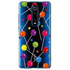 Etui na Xiaomi Mi 9T - Kolorowe lizaki.