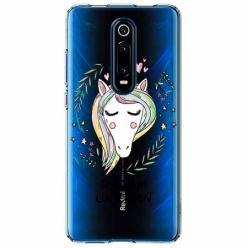 Etui na Xiaomi Mi 9T - Dream unicorn - Jednorożec.