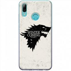 Etui na Huawei P Smart Z - Winter is coming Black