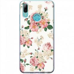 Etui na Huawei P Smart Z - Polne kwiaty