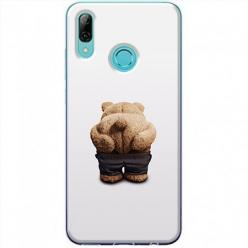 Etui na Huawei P Smart Z - Miś z wypiętą pupą