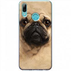 Etui na Huawei P Smart Z - Pies Szczeniak face 3d