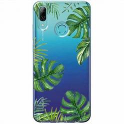 Etui na Huawei P Smart Z - Zielone liście palmowca