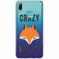 Etui na Huawei P Smart Z - Crazy like a fox.