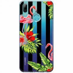 Etui na Huawei P Smart Z - Opowieści flamingów.