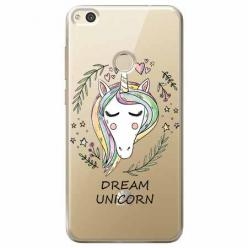 Etui na Huawei P9 Lite 2017 - Dream unicorn - Jednorożec.