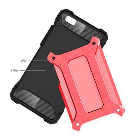Pancerne etui na Huawei P8 Lite - Czerwony