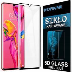 Xiaomi Mi 9 Lite hartowane szkło 5D Full Glue - Czarny